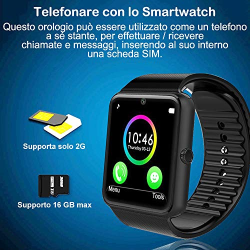 Zoom IMG-2 willful smartwatch android ios smart