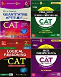 How to Prepare for the Cat Common Admission Test (Set Of 4 Books) By Arun Sharma And Meenakshi Upadhyay