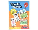 #5: Frank Sport Match Educational Puzzle Set, Multi Color