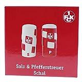 1. FC Kaiserslautern Salz und Pfeffer Streuer Schal, 14053
