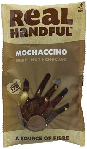 real-handful-mochaccino-snack-pack-40-g-pack-of-10