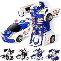 Serface Giocattolo del Robot dell'automobile di deformazione Bambini