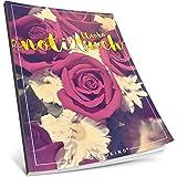 Dékokind® Blanko Notizbuch: Ca. A4-Format • 100 Seiten mit Inhaltsverzeichnis