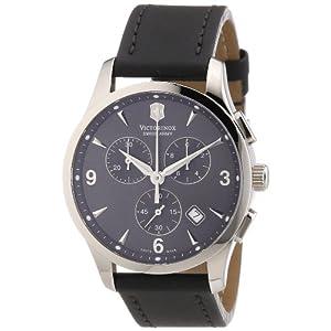 Victorinox Swiss Army – Reloj cronógrafo de Cuarzo para Hombre con