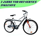 Mountainbike 26 Zoll Nexus orange