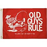 TaylorMade Produkte 5636 Old Guys Rule The Older I get Flagge