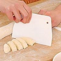 Pastry masa raspador cortador plástico de repostería para decoración de Pizza cortador de masa para repostería
