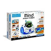 Clementoni - Bilim Ve Oyun  Mind Designer - Eğitici Tasarım Robotu (64312)
