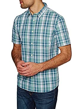 Quiksilver Everydaycheckss M Wvtp Bkw1 Trellis Everyday Check XS