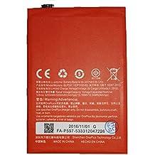 Bateria ONEPLUS 2/3 TWO/THREE, 3200 mAh voltaje 3.8v High quality BLP597