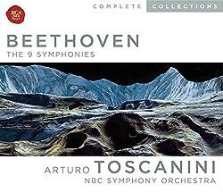 Beethoven: Sämtliche Sinfonien 1-9 (Ga)