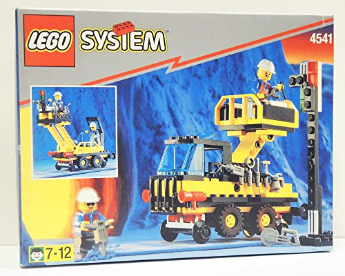 LEGO System 4541 Eisenbahn Reparatur- und Servicewagen