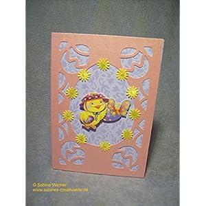 3D Oster-Grußkarte, Art. 3027