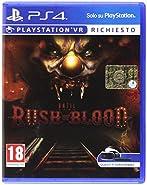 Sony Entertainment Until Dawn: Rush of Blood VRSony Entertainment Sw Ps4 9847359 Until Dawn Rush of Bl. VRSpecifiche:PiattaformaPlaystation 4 VRGenereHorrorClassificazione PEGI18+