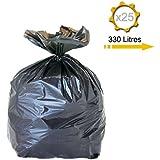 Sac poubelle 330 litres x 25