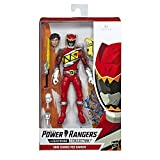 Power Rangers Lightning Collection - Figurine Ranger rouge Dino Charge de 15 cm