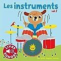 Les instruments (Tome 2) 6 sons à écouter, 6 images à regarder