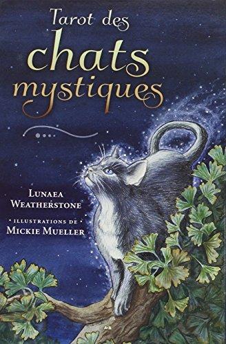 Tarot des chats mystiques - Coffret livre + 78 cartes