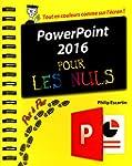 PowerPoint 2016 Pas � Pas pour les Nuls