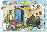 Janosch Puzzle (Kinderpuzzle), Die Bremer Stadtmusikanten, 70 Teile