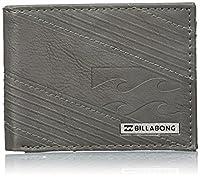 Billabong Junction Wallet Coin Pouch, 11 cm, Charcoal