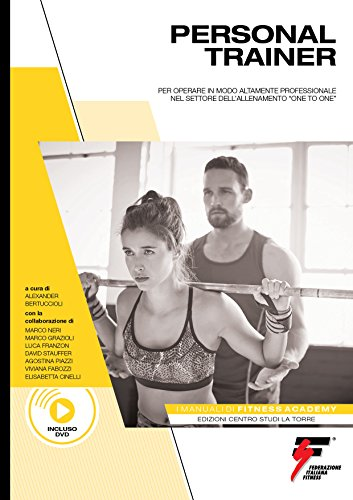 Manuale Personal Trainer FIF + DVD