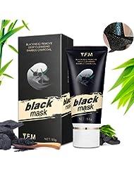Masque Noir Y.F.M, Anti-Point Masque, Point Noir Masque, Peel off Masque, Black Head Masque, Blackhead Remover Masque, nettoyant en profondeur