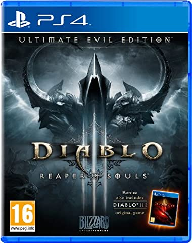 Diablo III: Reaper of Souls - Ultimate Evil Edition (Playstation 4) [UK IMPORT]
