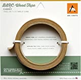 Arc Crafts BARC Holz Klebeband 1x 15'-Cherry