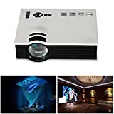 Tonsee TS-40 1800 Lumen LED Mini Startseite Multimedia Projektor 1080p HD HDMI USB video