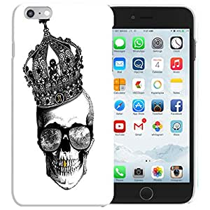 Theskinmantra Thug life of skull back cover for Apple iPhone 6