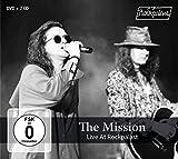 Anklicken zum Vergrößeren: The mission - Live at Rockpalast (2CD+Dvd) (Audio CD)