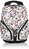 4YOU Kinder-Rucksack Igrec Multifunktionsrucksack Mehrfarbig (Typography)...