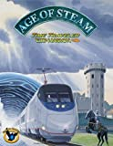 Image for board game Eagle Games - Age Of Steam - Extension Time Traveler by Eagle Games