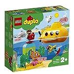 LEGO DuploTown AvventuraSottomarina, Gioco da Bagno,Bollicine d'Aria,Setper Bambini di 2 Anni, 10910 LEGO