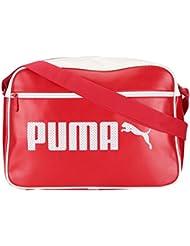 Puma Campus Reporter Schultertasche, unisex, Campus Reporter