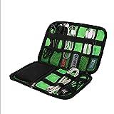 ESHOO Portable Kabel Organizer Tasche Elektronische Zubehör Aufbewahrungsbox Reiseladegerät Kabel Organizer