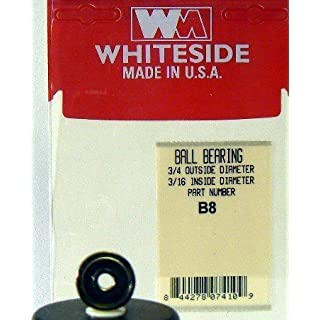 Whiteside Router Bits B8 Ball Bearing by Anchor Fasteners