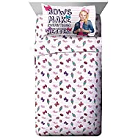 Nickelodeon JoJo Siwa Microfiber Twin Sheet Set
