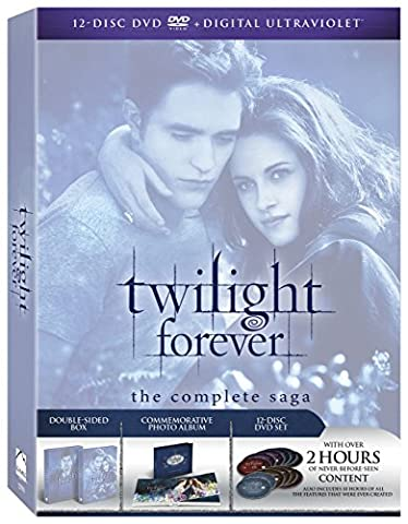 Twilight Forever: The Complete Saga [Import USA Zone 1]