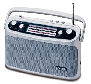 Roberts R9927 LW/MW/FM Radio with Separate Bass and Treble Controls
