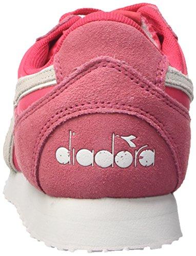 Diadora K_run, Scarpe da Corsa Unisex-Adulto Rosso (45041 Rosso Scuro)