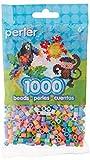 Perler Fun Fusion Beads 1000/Pkg-Pastel Mix by Perler