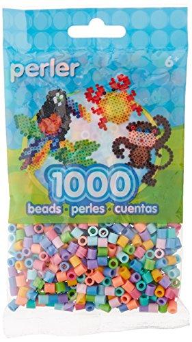 Mix-fusion (Perler Fun Fusion Beads 1000/Pkg-Pastel Mix by Perler)
