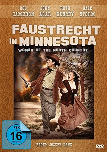 Faustrecht in Minnesota (Woman of the North Country) - Western Filmjuwelen