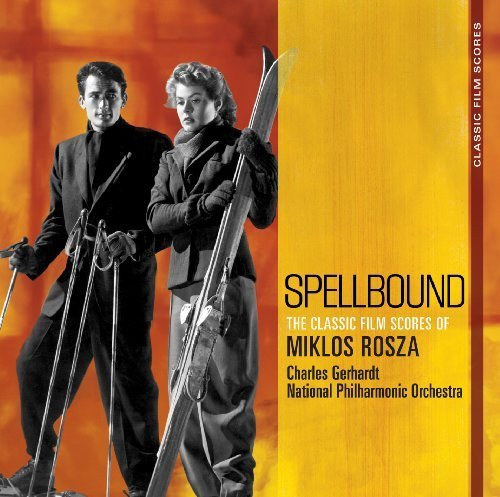 sic Film Scores of Miklos Rozsa by Gerhardt, Charles (2011) Audio CD ()