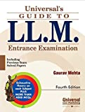 Universal's Guide to LL. M. Entrance Examination - Including Previous Years Solved Papers