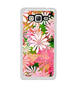 Fuson Floral Painting Designer Back Case Cover for Samsung Galaxy Grand Max G720 (Ethnic Pattern Patterns Floral Decorative Abstact Love Lovely Beauty)