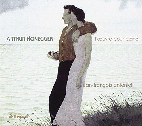 Arthur Honegger: Das Klavierwerk