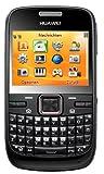 Huawei G6603 Dual-SIM Qwertz Handy (6,1 cm (2,4 Zoll) Display, 2 megapixel Kamera) schwarz